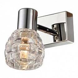Спот GloboС 1 лампой<br>Артикул - GB_541007-1,Бренд - Globo (Австрия),Коллекция - 541007,Гарантия, месяцы - 24,Тип лампы - компактная люминесцентная [КЛЛ] ИЛИнакаливания ИЛИсветодиодная [LED],Общее кол-во ламп - 1,Напряжение питания лампы, В - 220,Максимальная мощность лампы, Вт - 40,Лампы в комплекте - отсутствуют,Цвет плафонов и подвесок - неокрашенный,Тип поверхности плафонов - прозрачный, рельефный,Материал плафонов и подвесок - стекло,Цвет арматуры - хром,Тип поверхности арматуры - глянцевый, металлик,Материал арматуры - металл,Возможность подлючения диммера - можно, если установить лампу накаливания,Тип цоколя лампы - E14,Класс электробезопасности - I,Степень пылевлагозащиты, IP - 20,Диапазон рабочих температур - комнатная температура,Дополнительные параметры - поворотный светильник<br>