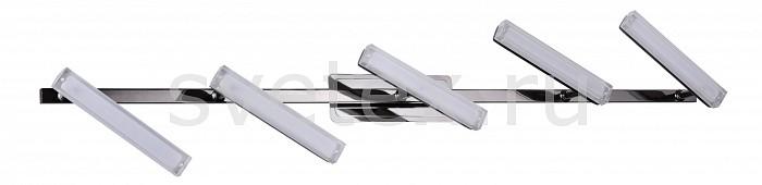Спот IDLampСпоты<br>Артикул - ID_406_5PF-Blackchrome,Бренд - IDLamp (Италия),Коллекция - 406,Гарантия, месяцы - 24,Время изготовления, дней - 1,Длина, мм - 1040,Ширина, мм - 118,Выступ, мм - 114,Тип лампы - светодиодная [LED],Общее кол-во ламп - 5,Напряжение питания лампы, В - 220,Максимальная мощность лампы, Вт - 5,Цвет лампы - белый теплый,Лампы в комплекте - светодиодные [LED],Цвет плафонов и подвесок - белый,Тип поверхности плафонов - матовый,Материал плафонов и подвесок - акрил,Цвет арматуры - хром черненный,Тип поверхности арматуры - глянцевый,Материал арматуры - металл,Количество плафонов - 5,Возможность подлючения диммера - нельзя,Цветовая температура, K - 3000 - 3200 K,Экономичнее лампы накаливания - в 8 раз,Общая мощность, Вт - 25,Степень пылевлагозащиты, IP - 20,Диапазон рабочих температур - комнатная температура,Дополнительные параметры - поворотный светильник<br>