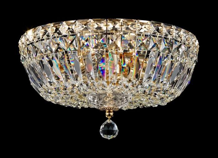 Потолочная люстра MaytoniНе более 4 ламп<br>Артикул - MY_C100-PT30-G,Бренд - Maytoni (Германия),Коллекция - Diamant 2,Гарантия, месяцы - 24,Время изготовления, дней - 1,Высота, мм - 205,Диаметр, мм - 300,Размер упаковки, мм - 380x380x200,Тип лампы - компактная люминесцентная [КЛЛ] ИЛИнакаливания ИЛИсветодиодная [LED],Общее кол-во ламп - 3,Напряжение питания лампы, В - 220,Максимальная мощность лампы, Вт - 60,Лампы в комплекте - отсутствуют,Цвет плафонов и подвесок - неокрашенный,Тип поверхности плафонов - прозрачный,Материал плафонов и подвесок - хрусталь,Цвет арматуры - золото,Тип поверхности арматуры - глянцевый,Материал арматуры - металл,Возможность подлючения диммера - можно, если установить лампу накаливания,Тип цоколя лампы - E14,Класс электробезопасности - I,Общая мощность, Вт - 180,Степень пылевлагозащиты, IP - 20,Диапазон рабочих температур - комнатная температура<br>