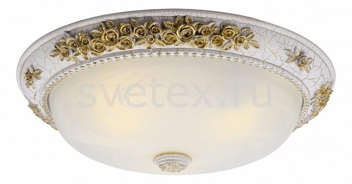 Фото Накладной светильник Arte Lamp Torta A7103PL-3WG
