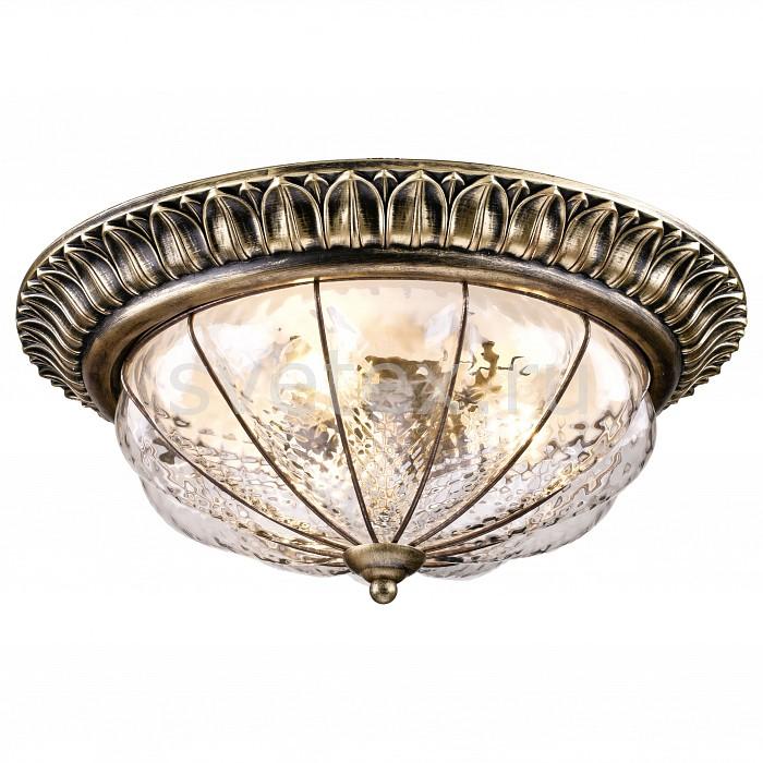 Фото Накладной светильник Arte Lamp San Marco A2241PL-3BG