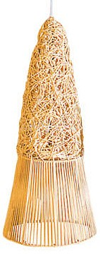 Фото Подвесной светильник MW-Light Ротанг 3 2210138