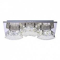 Накладной светильник GloboСветодиодные<br>Артикул - GB_49220-9W,Бренд - Globo (Австрия),Коллекция - Silurus,Гарантия, месяцы - 24,Размер упаковки, мм - 135x115x385,Тип лампы - светодиодная [LED],Общее кол-во ламп - 3,Напряжение питания лампы, В - 24,Максимальная мощность лампы, Вт - 3,Лампы в комплекте - светодиодные [LED],Цвет плафонов и подвесок - неокрашенный,Тип поверхности плафонов - прозрачный,Материал плафонов и подвесок - акрил,Цвет арматуры - хром,Тип поверхности арматуры - глянцевый,Материал арматуры - металл,Возможность подлючения диммера - нельзя,Класс электробезопасности - I,Общая мощность, Вт - 15,Степень пылевлагозащиты, IP - 20,Диапазон рабочих температур - комнатная температура,Дополнительные параметры - способ крепления светильника к потолку и стене - на монтажной пластине<br>