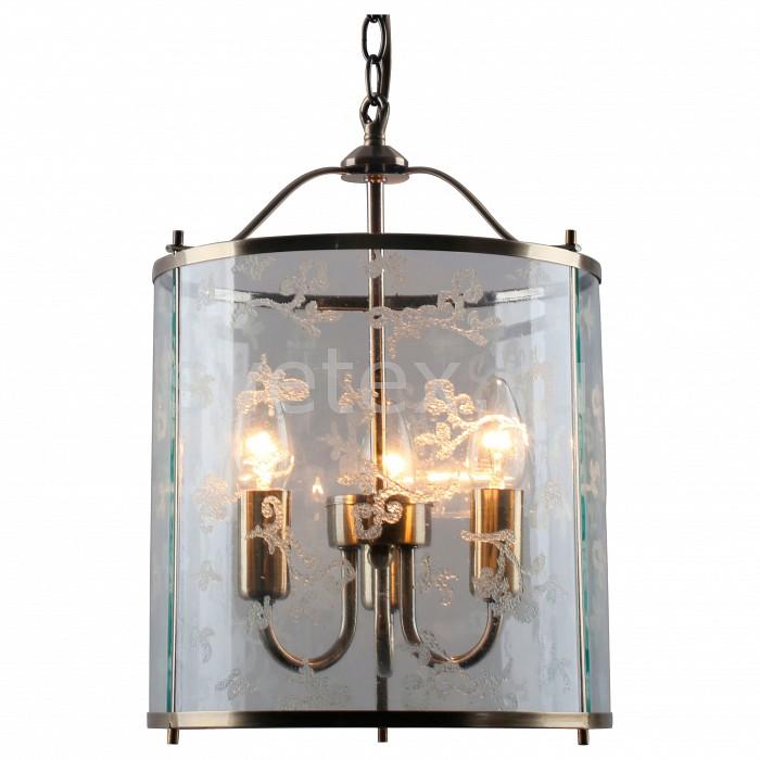 Фото Подвесной светильник Arte Lamp Bruno A8286SP-3AB