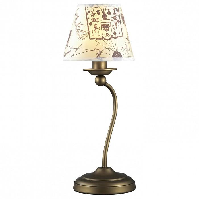 Фото Настольная лампа Odeon Light E14 220В 40Вт Rotar 2769/1T