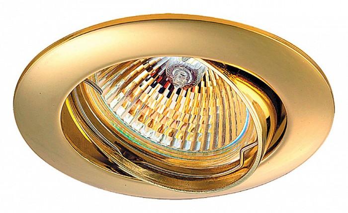 Фото Встраиваемый светильник Novotech Crown 369102