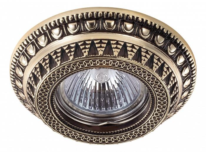 Фото Встраиваемый светильник Novotech Vintage 370008