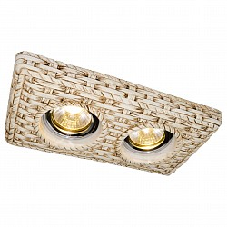 Встраиваемый светильник Arte LampСветодиодные<br>Артикул - AR_A5207PL-2WC,Бренд - Arte Lamp (Италия),Коллекция - Pezzi,Гарантия, месяцы - 24,Время изготовления, дней - 1,Тип лампы - галогеновая ИЛИсветодиодная [LED],Общее кол-во ламп - 2,Напряжение питания лампы, В - 220,Максимальная мощность лампы, Вт - 50,Лампы в комплекте - отсутствуют,Цвет арматуры - бежевый, белый кремовый,Тип поверхности арматуры - матовый, рельефный,Материал арматуры - гипс,Возможность подлючения диммера - можно, если установить галогеновую лампу,Форма и тип колбы - полусферическая с рефлектором,Тип цоколя лампы - GU10,Класс электробезопасности - I,Общая мощность, Вт - 100,Степень пылевлагозащиты, IP - 20,Диапазон рабочих температур - комнатная температура,Дополнительные параметры - возможна установка галогеновой лампы MR-16 с цоколем G5.3 на 12 V с подключением через трансформатор<br>