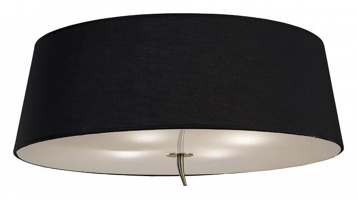Накладной светильник MantraКруглые<br>Артикул - MN_1919,Бренд - Mantra (Испания),Коллекция - Ninette,Гарантия, месяцы - 24,Время изготовления, дней - 1,Высота, мм - 270,Диаметр, мм - 600,Тип лампы - компактная люминесцентная [КЛЛ] ИЛИсветодиодная [LED],Общее кол-во ламп - 4,Напряжение питания лампы, В - 220,Максимальная мощность лампы, Вт - 20,Лампы в комплекте - отсутствуют,Цвет плафонов и подвесок - черный,Тип поверхности плафонов - матовый,Материал плафонов и подвесок - текстиль,Цвет арматуры - хром,Тип поверхности арматуры - глянцевый,Материал арматуры - металл,Количество плафонов - 1,Возможность подлючения диммера - нельзя,Тип цоколя лампы - E27,Экономичнее лампы накаливания - в 5 раз,Класс электробезопасности - I,Общая мощность, Вт - 80,Степень пылевлагозащиты, IP - 20,Диапазон рабочих температур - комнатная температура<br>
