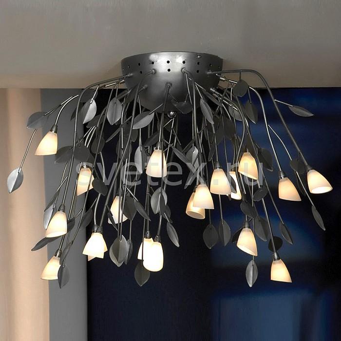 Потолочная люстра LussoleЛюстры<br>Артикул - LSQ-7007-20,Бренд - Lussole (Италия),Коллекция - Alloro,Высота, мм - 400,Диаметр, мм - 700,Тип лампы - галогеновая,Общее кол-во ламп - 20,Напряжение питания лампы, В - 12,Максимальная мощность лампы, Вт - 20,Цвет лампы - белый теплый,Лампы в комплекте - галогеновые G4,Цвет плафонов и подвесок - белый,Тип поверхности плафонов - матовый,Материал плафонов и подвесок - стекло,Цвет арматуры - никель,Тип поверхности арматуры - матовый,Материал арматуры - металл,Количество плафонов - 20,Возможность подлючения диммера - можно,Необходимые компоненты - трансформатор,Компоненты, входящие в комплект - трансформатор,Форма и тип колбы - пальчиковая,Тип цоколя лампы - G4,Цветовая температура, K - 2800 - 3200 K,Экономичнее лампы накаливания - на 50%,Класс электробезопасности - I,Напряжение питания, В - 220,Общая мощность, Вт - 400,Степень пылевлагозащиты, IP - 20,Диапазон рабочих температур - комнатная температура<br>