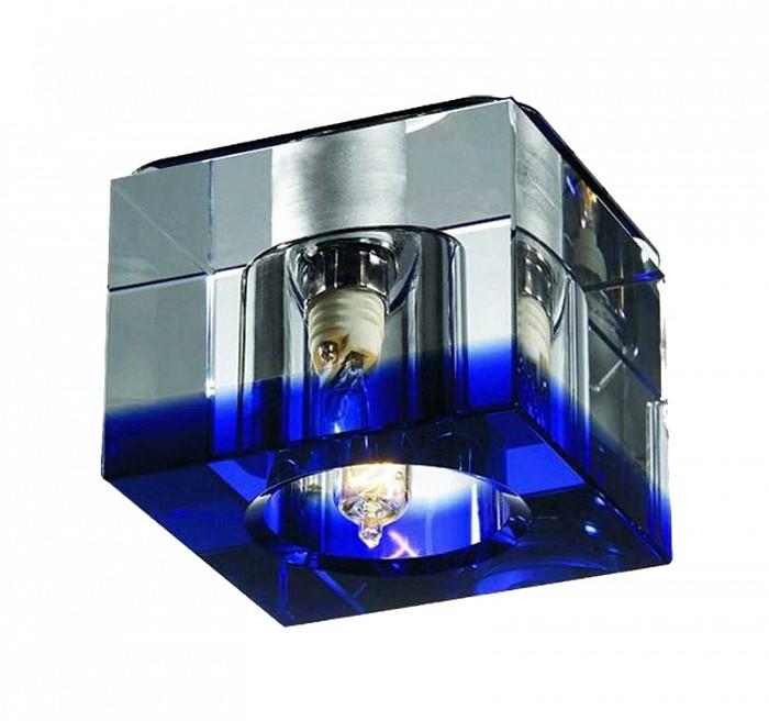 Фото Встраиваемый светильник Novotech Cubic 369295