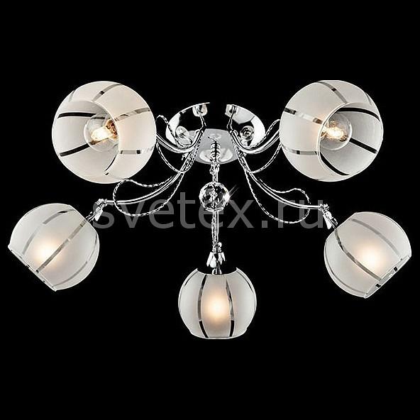 Потолочная люстра ОптимаЛюстры<br>Артикул - EV_73048,Бренд - Оптима (Китай),Коллекция - 30021,Гарантия, месяцы - 24,Высота, мм - 200,Диаметр, мм - 590,Тип лампы - компактная люминесцентная [КЛЛ] ИЛИнакаливания ИЛИсветодиодная [LED],Общее кол-во ламп - 5,Напряжение питания лампы, В - 220,Максимальная мощность лампы, Вт - 60,Лампы в комплекте - отсутствуют,Цвет плафонов и подвесок - белый полосатый,Тип поверхности плафонов - матовый,Материал плафонов и подвесок - стекло,Цвет арматуры - хром,Тип поверхности арматуры - глянцевый,Материал арматуры - металл,Количество плафонов - 5,Возможность подлючения диммера - можно, если установить лампу накаливания,Тип цоколя лампы - E14,Класс электробезопасности - I,Общая мощность, Вт - 300,Степень пылевлагозащиты, IP - 20,Диапазон рабочих температур - комнатная температура,Дополнительные параметры - способ крепления светильника к потолку - на монтажной пластине<br>