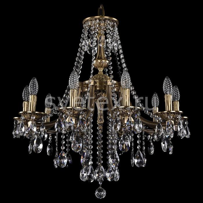Подвесная люстра Bohemia Ivele CrystalБолее 6 ламп<br>Артикул - BI_1771_10_220_B_FP,Бренд - Bohemia Ivele Crystal (Чехия),Коллекция - 1771,Гарантия, месяцы - 24,Высота, мм - 550,Диаметр, мм - 690,Размер упаковки, мм - 450x450x200,Тип лампы - компактная люминесцентная [КЛЛ] ИЛИнакаливания ИЛИсветодиодная [LED],Общее кол-во ламп - 10,Напряжение питания лампы, В - 220,Максимальная мощность лампы, Вт - 40,Лампы в комплекте - отсутствуют,Цвет плафонов и подвесок - неокрашенный,Тип поверхности плафонов - прозрачный,Материал плафонов и подвесок - хрусталь,Цвет арматуры - золото французское с патиной,Тип поверхности арматуры - глянцевый, рельефный,Материал арматуры - латунь,Возможность подлючения диммера - можно, если установить лампу накаливания,Форма и тип колбы - свеча ИЛИ свеча на ветру,Тип цоколя лампы - E14,Класс электробезопасности - I,Общая мощность, Вт - 400,Степень пылевлагозащиты, IP - 20,Диапазон рабочих температур - комнатная температура,Дополнительные параметры - способ крепления светильника к потолку - на крюке, указана высота светильника без подвеса<br>