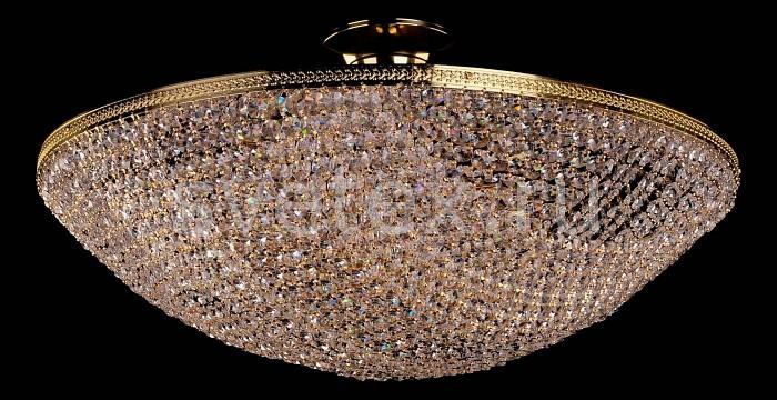Фото Люстра на штанге Bohemia Ivele Crystal 1932 1932/55Z/G