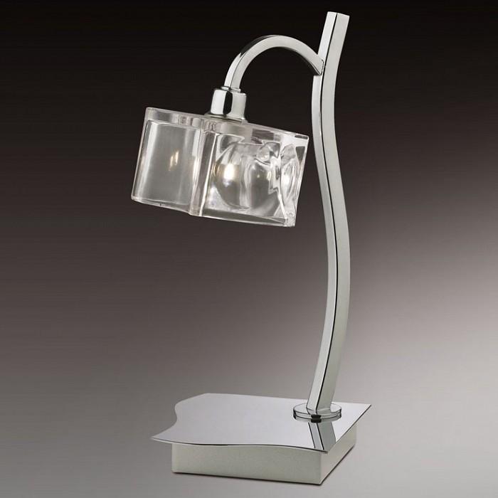Фото Настольная лампа Odeon Light G9 220В 40Вт 2800-3200 K Isid 2158/1T