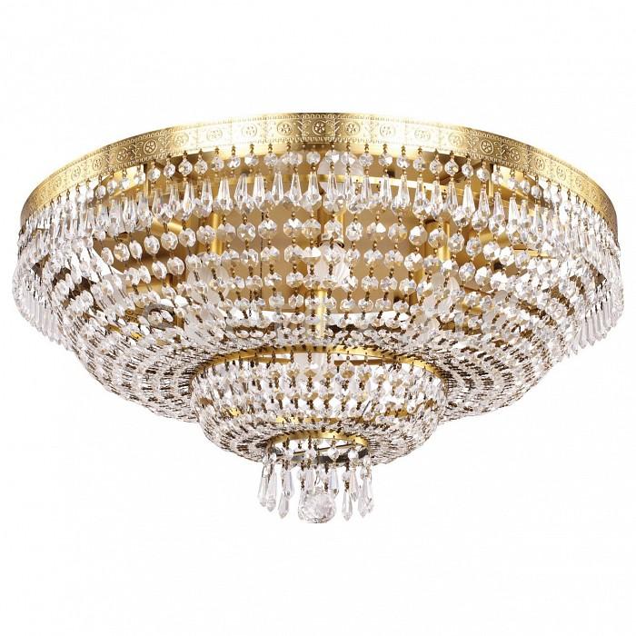 Потолочная люстра MW-LightБолее 6 ламп<br>Артикул - MW_351012013,Бренд - MW-Light (Германия),Коллекция - Изабелла 10,Гарантия, месяцы - 24,Время изготовления, дней - 1,Высота, мм - 380,Диаметр, мм - 710,Размер упаковки, мм - 760x760x140,Тип лампы - компактная люминесцентная [КЛЛ] ИЛИнакаливания ИЛИсветодиодная [LED],Общее кол-во ламп - 13,Напряжение питания лампы, В - 220,Максимальная мощность лампы, Вт - 60,Лампы в комплекте - отсутствуют,Цвет плафонов и подвесок - неокрашенный,Тип поверхности плафонов - прозрачный,Материал плафонов и подвесок - хрусталь,Цвет арматуры - бронза античная,Тип поверхности арматуры - глянцевый, рельефный,Материал арматуры - металл,Возможность подлючения диммера - можно, если установить лампу накаливания,Тип цоколя лампы - E14,Класс электробезопасности - I,Общая мощность, Вт - 780,Степень пылевлагозащиты, IP - 20,Диапазон рабочих температур - комнатная температура<br>