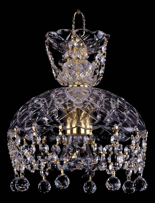 Фото Подвесной светильник Bohemia Ivele Crystal 7711 7711/22/G/Balls