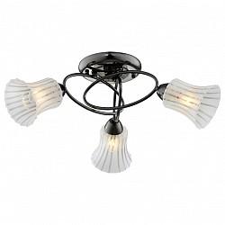 Потолочная люстра IDLampНе более 4 ламп<br>Артикул - ID_246_3PF-Blackwhite,Бренд - IDLamp (Италия),Коллекция - 246,Высота, мм - 220,Диаметр, мм - 580,Тип лампы - компактная люминесцентная [КЛЛ] ИЛИнакаливания ИЛИсветодиодная [LED],Общее кол-во ламп - 3,Напряжение питания лампы, В - 220,Максимальная мощность лампы, Вт - 60,Лампы в комплекте - отсутствуют,Цвет плафонов и подвесок - белый полосатый,Тип поверхности плафонов - матовый,Материал плафонов и подвесок - стекло,Цвет арматуры - хром, черный,Тип поверхности арматуры - глянцевый,Материал арматуры - металл,Возможность подлючения диммера - можно, если установить лампу накаливания,Тип цоколя лампы - E27,Класс электробезопасности - I,Общая мощность, Вт - 180,Степень пылевлагозащиты, IP - 20,Диапазон рабочих температур - комнатная температура,Дополнительные параметры - способ крепления светильника к потолку – на монтажной пластине<br>