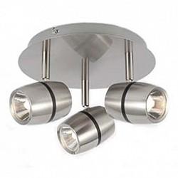 Спот MaytoniС 3 лампами<br>Артикул - MY_ECO004-03-N,Бренд - Maytoni (Германия),Коллекция - Meson,Гарантия, месяцы - 24,Диаметр, мм - 220,Тип лампы - светодиодные [LED],Общее кол-во ламп - 3,Максимальная мощность лампы, Вт - 5,Лампы в комплекте - светодиодные [LED],Цвет плафонов и подвесок - хром,Тип поверхности плафонов - глянцевый,Материал плафонов и подвесок - металл,Цвет арматуры - хром,Тип поверхности арматуры - глянцевый,Материал арматуры - металл,Возможность подлючения диммера - нельзя,Класс электробезопасности - I,Общая мощность, Вт - 15,Степень пылевлагозащиты, IP - 20,Диапазон рабочих температур - комнатная температура,Дополнительные параметры - способ крепления светильника к потолку и стене - на монтажной пластине, поворотный светильник<br>