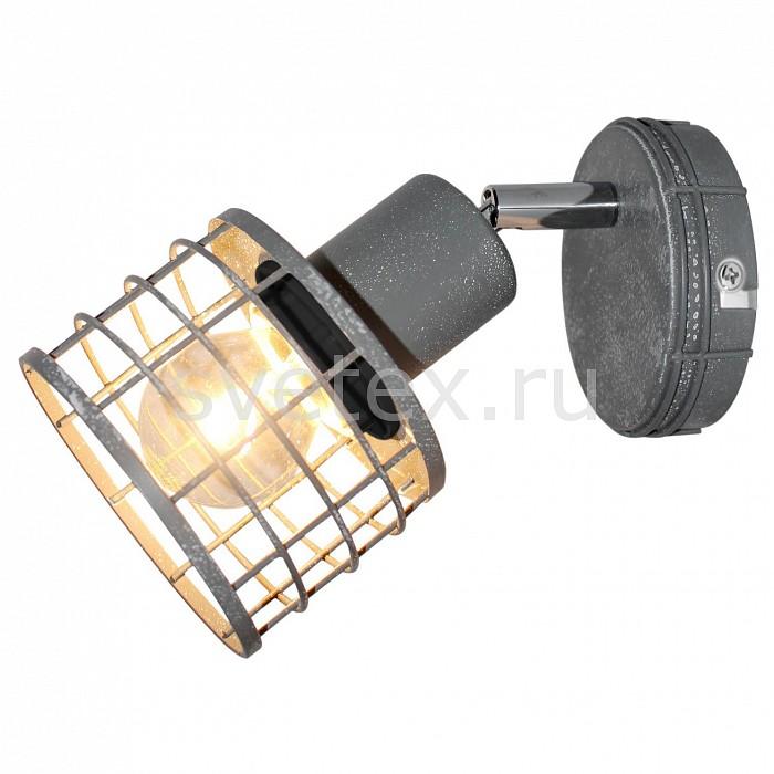 Спот LussoleСпоты<br>Артикул - LSP-9968,Бренд - Lussole (Италия),Коллекция - Duet,Гарантия, месяцы - 24,Длина, мм - 120,Ширина, мм - 100,Выступ, мм - 150,Тип лампы - компактная люминесцентная [КЛЛ] ИЛИнакаливания ИЛИсветодиодная [LED],Общее кол-во ламп - 1,Напряжение питания лампы, В - 220,Максимальная мощность лампы, Вт - 60,Лампы в комплекте - отсутствуют,Цвет плафонов и подвесок - серый,Тип поверхности плафонов - матовый,Материал плафонов и подвесок - металл,Цвет арматуры - серый,Тип поверхности арматуры - глянцевый,Материал арматуры - металл,Количество плафонов - 1,Возможность подлючения диммера - можно, если установить лампу накаливания,Тип цоколя лампы - E27,Класс электробезопасности - I,Степень пылевлагозащиты, IP - 20,Диапазон рабочих температур - комнатная температура,Дополнительные параметры - поворотный светильник<br>