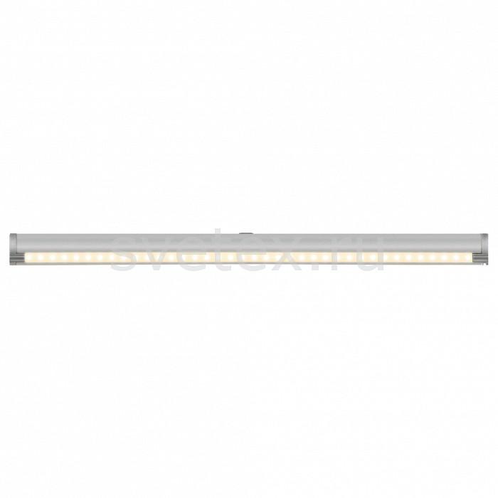 Накладной светильник UnielСветодиодные<br>Артикул - UL_07730,Бренд - Uniel (Китай),Коллекция - ULE-F02,Гарантия, месяцы - 24,Длина, мм - 295,Ширина, мм - 34,Выступ, мм - 15,Тип лампы - светодиодная [LED],Общее кол-во ламп - 42,Напряжение питания лампы, В - 12,Максимальная мощность лампы, Вт - 0.11,Цвет лампы - белый теплый,Лампы в комплекте - светодиодные [LED],Цвет плафонов и подвесок - неокрашенный,Тип поверхности плафонов - прозрачный,Материал плафонов и подвесок - полимер,Цвет арматуры - серый,Тип поверхности арматуры - матовый,Материал арматуры - металл,Количество плафонов - 1,Наличие выключателя, диммера или пульта ДУ - датчик движения,Компоненты, входящие в комплект - блок питания 12В,Цветовая температура, K - 3200 K,Световой поток, лм - 320,Экономичнее лампы накаливания - в 7.8 раза,Светоотдача, лм/Вт - 71,Ресурс лампы - 30 тыс. час.,Класс электробезопасности - I,Напряжение питания, В - 220,Общая мощность, Вт - 4,Степень пылевлагозащиты, IP - 20,Диапазон рабочих температур - от -0^C до +45^C,Индекс цветопередачи, % - 70<br>