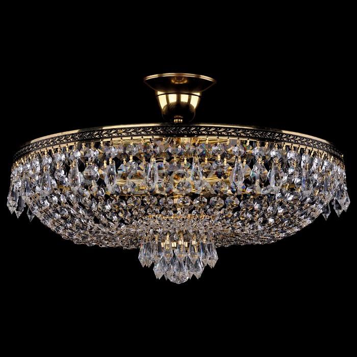 Фото Люстра на штанге Bohemia Ivele Crystal 1927 1927/45Z/GB