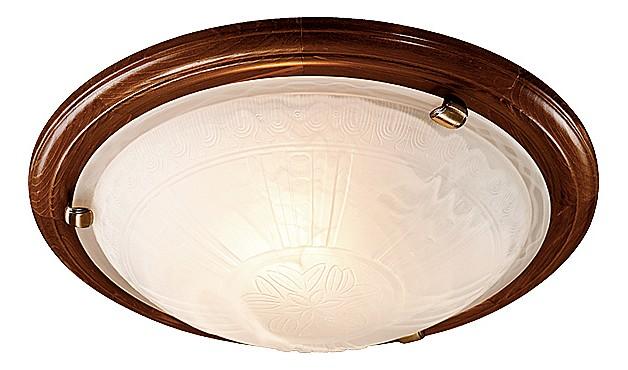 Накладной светильник SonexКруглые<br>Артикул - SN_136_K,Бренд - Sonex (Россия),Коллекция - Lufe,Гарантия, месяцы - 24,Высота, мм - 80,Диаметр, мм - 360,Тип лампы - компактная люминесцентная [КЛЛ] ИЛИнакаливания ИЛИсветодиодная [LED],Общее кол-во ламп - 2,Напряжение питания лампы, В - 220,Максимальная мощность лампы, Вт - 60,Лампы в комплекте - отсутствуют,Цвет плафонов и подвесок - белый с прозрачным рисунком,Тип поверхности плафонов - матовый,Материал плафонов и подвесок - стекло,Цвет арматуры - бронза, орех темный,Тип поверхности арматуры - матовый,Материал арматуры - дерево, металл,Количество плафонов - 1,Возможность подлючения диммера - можно, если установить лампу накаливания,Тип цоколя лампы - E27,Класс электробезопасности - I,Общая мощность, Вт - 120,Степень пылевлагозащиты, IP - 20,Диапазон рабочих температур - комнатная температура<br>