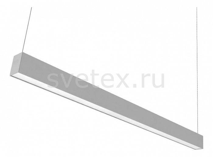 Подвесной светильник Led EffectСветильники<br>Артикул - LED_414826,Бренд - Led Effect (Россия),Коллекция - Стрела,Гарантия, месяцы - 24,Длина, мм - 970,Ширина, мм - 65,Высота, мм - 100,Тип лампы - светодиодная [LED],Общее кол-во ламп - 1,Напряжение питания лампы, В - 220,Максимальная мощность лампы, Вт - 40,Цвет лампы - белый теплый,Лампы в комплекте - светодиодная [LED],Цвет плафонов и подвесок - белый,Тип поверхности плафонов - матовый,Материал плафонов и подвесок - полимер,Цвет арматуры - серый,Тип поверхности арматуры - матовый,Материал арматуры - металл,Количество плафонов - 1,Необходимые компоненты - комплект для подвесного монтажа арт. LE-0962,Компоненты, входящие в комплект - нет,Цветовая температура, K - 3000 K,Световой поток, лм - 2800,Экономичнее лампы накаливания - В 4, 7 раза,Светоотдача, лм/Вт - 70,Ресурс лампы - 50 тыс. час.,Класс электробезопасности - I,Коэффициент мощности - 0.9,Степень пылевлагозащиты, IP - 20,Диапазон рабочих температур - от -0^C до +45^C,Индекс цветопередачи, % - 80,Пульсации светового потока, % менее - 1,Климатическое исполнение - УХЛ 4,Дополнительные параметры - опаловый рассеиватель, дополнительные опции:угловое соединение LE-0936кронштейн для настенного монтажа LE-0935комплект для подвесного монтажа LE-0962торцевое соединение LE-0968соединения типа «Перекресток» LE-0969<br>