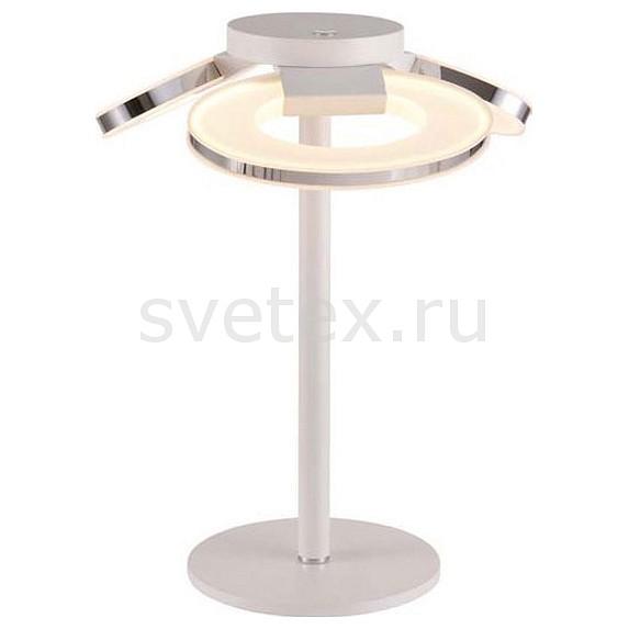 Фото Настольная лампа IDLamp 220В 10Вт 4200 K 399 399/3T-LEDWhitechrome