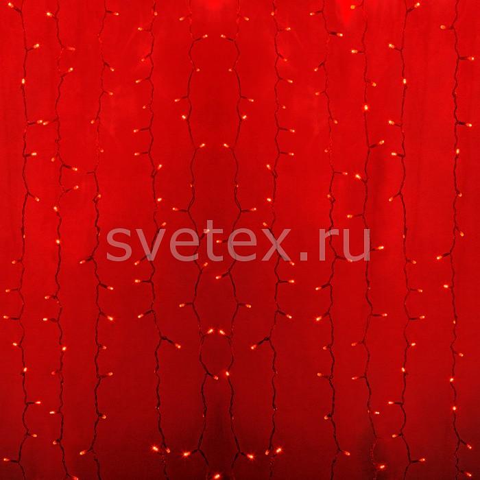 Фото Занавес световой Неон-Найт LED-TPL-38_20 235-152