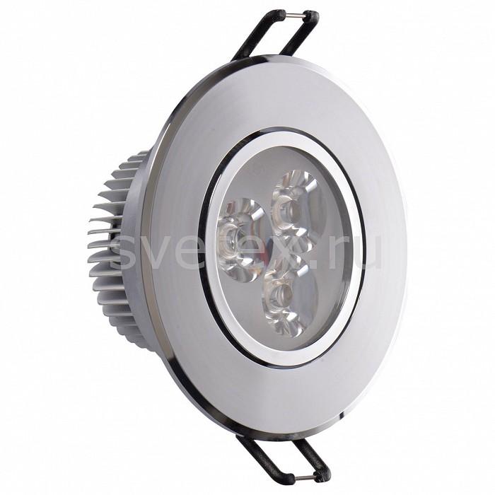 Фото Встраиваемый светильник MW-Light Круз 637012603