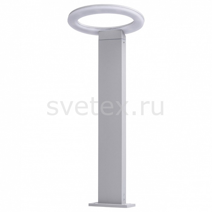 Наземный низкий светильник MW-LightСветильники<br>Артикул - MW_807041501,Бренд - MW-Light (Германия),Коллекция - Меркурий 1,Гарантия, месяцы - 24,Высота, мм - 750,Диаметр, мм - 100,Тип лампы - светодиодная [LED],Общее кол-во ламп - 1,Напряжение питания лампы, В - 220,Максимальная мощность лампы, Вт - 7,Цвет лампы - белый,Лампы в комплекте - светодиодная [LED],Цвет плафонов и подвесок - неокрашенный,Тип поверхности плафонов - матовый,Материал плафонов и подвесок - акрил,Цвет арматуры - серый,Тип поверхности арматуры - матовый,Материал арматуры - металл,Количество плафонов - 1,Цветовая температура, K - 4000 K,Класс электробезопасности - I,Степень пылевлагозащиты, IP - 44,Диапазон рабочих температур - от -40^C до +40^C<br>