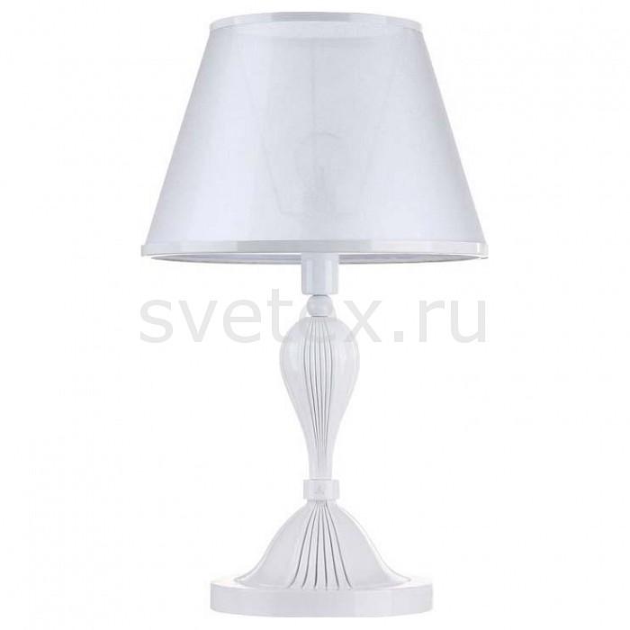 Настольная лампа MaytoniС абажуром<br>Артикул - MY_MOD150-11-W,Бренд - Maytoni (Германия),Коллекция - Virginity,Гарантия, месяцы - 24,Высота, мм - 460,Диаметр, мм - 275,Размер упаковки, мм - 310x310x480,Тип лампы - компактная люминесцентная [КЛЛ] ИЛИнакаливания ИЛИсветодиодная [LED],Общее кол-во ламп - 1,Напряжение питания лампы, В - 220,Максимальная мощность лампы, Вт - 40,Лампы в комплекте - отсутствуют,Цвет плафонов и подвесок - белый с каймой,Тип поверхности плафонов - матовый,Материал плафонов и подвесок - органза,Цвет арматуры - белый,Тип поверхности арматуры - глянцевый,Материал арматуры - металл,Количество плафонов - 1,Наличие выключателя, диммера или пульта ДУ - выключатель на проводе,Компоненты, входящие в комплект - провод электропитания с вилкой без заземления,Тип цоколя лампы - E14,Класс электробезопасности - II,Степень пылевлагозащиты, IP - 20,Диапазон рабочих температур - комнатная температура<br>