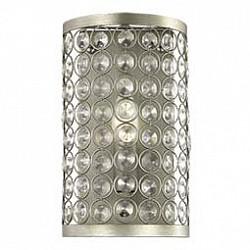 Накладной светильник Odeon LightСветодиодные<br>Артикул - OD_2897_1W,Бренд - Odeon Light (Италия),Коллекция - Soras,Гарантия, месяцы - 24,Высота, мм - 270,Тип лампы - компактная люминесцентная [КЛЛ] ИЛИнакаливания ИЛИсветодиодная [LED],Общее кол-во ламп - 1,Напряжение питания лампы, В - 220,Максимальная мощность лампы, Вт - 40,Лампы в комплекте - отсутствуют,Цвет плафонов и подвесок - неокрашенный,Тип поверхности плафонов - прозрачный,Материал плафонов и подвесок - хрусталь,Цвет арматуры - сереберо,Тип поверхности арматуры - матовый,Материал арматуры - металл,Возможность подлючения диммера - можно, если установить лампу накаливания,Тип цоколя лампы - E14,Класс электробезопасности - I,Степень пылевлагозащиты, IP - 20,Диапазон рабочих температур - комнатная температура,Дополнительные параметры - способ крепления светильника на стене – на монтажной пластине, светильник предназначен для использования со скрытой проводкой<br>