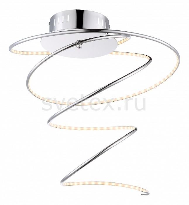 Накладной светильник GloboСветодиодные<br>Артикул - GB_67814D,Бренд - Globo (Австрия),Коллекция - Rebel,Гарантия, месяцы - 24,Высота, мм - 500,Диаметр, мм - 500,Размер упаковки, мм - 430x430x430,Тип лампы - светодиодная [LED],Общее кол-во ламп - 1,Напряжение питания лампы, В - 24,Максимальная мощность лампы, Вт - 19,Цвет лампы - белый теплый,Лампы в комплекте - светодиодная [LED],Цвет арматуры - хром,Тип поверхности арматуры - глянцевый, матовый,Материал арматуры - металл, полимер,Возможность подлючения диммера - нельзя,Компоненты, входящие в комплект - трансформатор 24В,Цветовая температура, K - 3000 K,Световой поток, лм - 1140,Экономичнее лампы накаливания - в 4.6 раза,Светоотдача, лм/Вт - 60,Класс электробезопасности - I,Напряжение питания, В - 220,Степень пылевлагозащиты, IP - 20,Диапазон рабочих температур - комнатная температура,Дополнительные параметры - способ крепления светильника к потолку - на монтажной пластине<br>