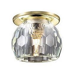 Встраиваемый светильник NovotechВстраиваемые светильники<br>Артикул - NV_369800,Бренд - Novotech (Венгрия),Коллекция - Dew,Гарантия, месяцы - 24,Диаметр, мм - 75,Тип лампы - галогеновая ИЛИсветодиодная [LED],Общее кол-во ламп - 1,Напряжение питания лампы, В - 220,Максимальная мощность лампы, Вт - 40,Лампы в комплекте - отсутствуют,Цвет плафонов и подвесок - неокрашенный,Тип поверхности плафонов - прозрачный, рельефный,Материал плафонов и подвесок - хрусталь,Цвет арматуры - золото,Тип поверхности арматуры - глянцевый,Материал арматуры - металл,Возможность подлючения диммера - можно, если установить галогеновую лампу,Форма и тип колбы - пальчиковая,Тип цоколя лампы - G9,Класс электробезопасности - I,Степень пылевлагозащиты, IP - 20,Диапазон рабочих температур - комнатная температура<br>