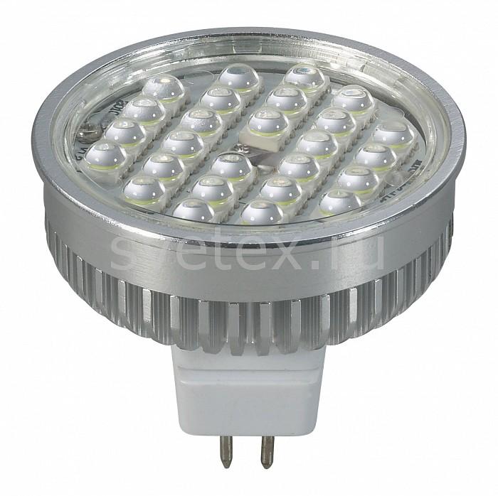 Фото Лампа светодиодная Novotech GX5.3 220В 5Вт 4100 K 357100