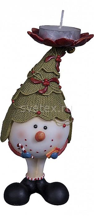 Фото Снеговик Mister Christmas x 16.5 см Снеговик
