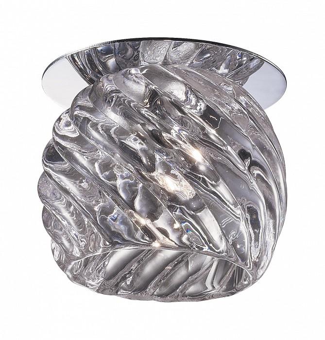 Встраиваемый светильник NovotechКруглые<br>Артикул - NV_369390,Бренд - Novotech (Венгрия),Коллекция - Vetro,Гарантия, месяцы - 24,Время изготовления, дней - 1,Глубина, мм - 31,Диаметр, мм - 80,Размер врезного отверстия, мм - 55,Тип лампы - галогеновая ИЛИсветодиодная [LED],Общее кол-во ламп - 1,Напряжение питания лампы, В - 12,Максимальная мощность лампы, Вт - 50,Цвет лампы - белый теплый,Лампы в комплекте - отсутствуют,Цвет плафонов и подвесок - неокрашенный,Тип поверхности плафонов - прозрачный,Материал плафонов и подвесок - стекло,Цвет арматуры - хром,Тип поверхности арматуры - глянцевый,Материал арматуры - дюралюминий,Количество плафонов - 1,Возможность подлючения диммера - можно, если подключить трансформатор 12 В с возможностью диммирования,Необходимые компоненты - трансформатор 12 В,Компоненты, входящие в комплект - нет,Форма и тип колбы - пальчиковая,Тип цоколя лампы - GX6.35,Цветовая температура, K - 2800 - 3200 K,Экономичнее лампы накаливания - на 50%,Класс электробезопасности - III,Напряжение питания, В - 220,Степень пылевлагозащиты, IP - 20,Диапазон рабочих температур - комнатная температура<br>