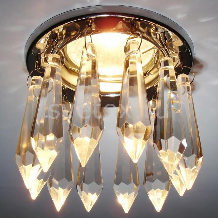 Фото Встраиваемый светильник Arte Lamp Brilliant A7001PL-1CC