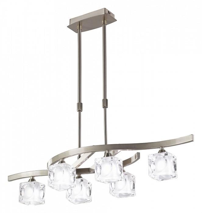 Светильник на штанге MantraСветильники<br>Артикул - MN_0004045,Бренд - Mantra (Испания),Коллекция - Cuadrax,Гарантия, месяцы - 24,Время изготовления, дней - 1,Длина, мм - 770,Высота, мм - 700,Тип лампы - галогеновая,Общее кол-во ламп - 6,Напряжение питания лампы, В - 220,Максимальная мощность лампы, Вт - 40,Цвет лампы - белый теплый,Лампы в комплекте - галогеновые G9,Цвет плафонов и подвесок - неокрашенный,Тип поверхности плафонов - прозрачный,Материал плафонов и подвесок - стекло,Цвет арматуры - никель,Тип поверхности арматуры - сатин,Материал арматуры - металл,Количество плафонов - 6,Возможность подлючения диммера - можно,Форма и тип колбы - пальчиковая,Тип цоколя лампы - G9,Цветовая температура, K - 2800 - 3200 K,Экономичнее лампы накаливания - на 50%,Класс электробезопасности - I,Общая мощность, Вт - 240,Степень пылевлагозащиты, IP - 20,Диапазон рабочих температур - комнатная температура<br>