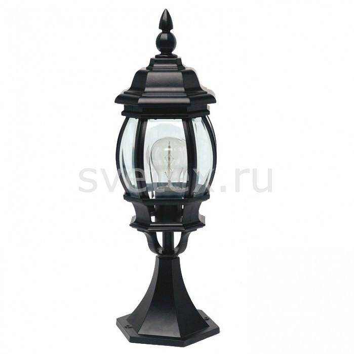 Наземный низкий светильник BrilliantСветильники<br>Артикул - BT_48684_06,Бренд - Brilliant (Германия),Коллекция - Istria,Гарантия, месяцы - 24,Высота, мм - 510,Диаметр, мм - 170,Тип лампы - компактная люминесцентная [КЛЛ] ИЛИнакаливания ИЛИсветодиодная [LED],Общее кол-во ламп - 1,Напряжение питания лампы, В - 220,Максимальная мощность лампы, Вт - 60,Цвет лампы - белый теплый,Лампы в комплекте - отсутствуют,Цвет плафонов и подвесок - неокрашенный,Тип поверхности плафонов - прозрачный,Материал плафонов и подвесок - стекло,Цвет арматуры - черный,Тип поверхности арматуры - матовый,Материал арматуры - металл,Количество плафонов - 1,Тип цоколя лампы - E27,Цветовая температура, K - 2400 - 2800 K,Класс электробезопасности - I,Степень пылевлагозащиты, IP - 23,Диапазон рабочих температур - от -40^C до +40^C<br>
