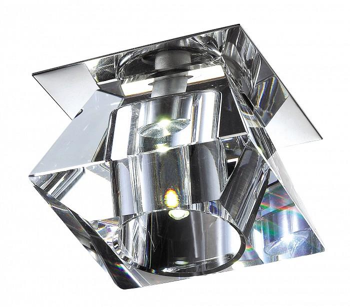 Фото Встраиваемый светильник Novotech Crystal-LED 357012