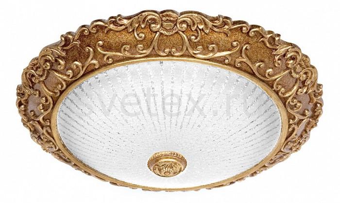 Накладной светильник SilverLightКруглые<br>Артикул - SL_842.39.7,Бренд - SilverLight (Франция),Коллекция - Louvre,Гарантия, месяцы - 24,Время изготовления, дней - 1,Выступ, мм - 100,Диаметр, мм - 390,Размер упаковки, мм - 425x425x85,Тип лампы - светодиодная [LED],Общее кол-во ламп - 1,Максимальная мощность лампы, Вт - 18,Лампы в комплекте - отсутствуют,Цвет плафонов и подвесок - белый полосатый,Тип поверхности плафонов - глянцевый, рельефный,Материал плафонов и подвесок - стекло,Цвет арматуры - бронза античная,Тип поверхности арматуры - глянцевый, рельефный,Материал арматуры - металл, полирезин,Количество плафонов - 1,Возможность подлючения диммера - нельзя,Световой поток, лм - 2640,Экономичнее лампы накаливания - в 10 раз,Светоотдача, лм/Вт - 147,Класс электробезопасности - I,Напряжение питания, В - 220,Степень пылевлагозащиты, IP - 20,Диапазон рабочих температур - комнатная температура,Дополнительные параметры - способ крепления светильника к потолку - на монтажной пластине<br>