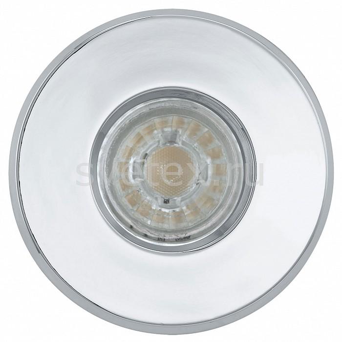 Комплект из 3 встраиваемых светильников EgloПотолочные светильники<br>Артикул - EG_94978,Бренд - Eglo (Австрия),Коллекция - Igoa,Гарантия, месяцы - 24,Глубина, мм - 130,Диаметр, мм - 85,Размер врезного отверстия, мм - 76,Размер упаковки, мм - 430x445x425,Тип лампы - светодиодная [LED],Количество ламп - 1,Общее кол-во ламп - 3,Напряжение питания лампы, В - 220,Максимальная мощность лампы, Вт - 3.3,Цвет лампы - белый теплый,Лампы в комплекте - светодиодные [LED] GU10,Цвет арматуры - хром,Тип поверхности арматуры - глянцевый,Материал арматуры - металл,Форма и тип колбы - полусферическая с рефлектором,Тип цоколя лампы - GU10,Цветовая температура, K - 3000 K,Световой поток, лм - 720,Экономичнее лампы накаливания - в 6, 7 раза,Светоотдача, лм/Вт - 73,Ресурс лампы - 15 тыс. час.,Класс электробезопасности - II,Общая мощность, Вт - 9,Степень пылевлагозащиты, IP - 20,Диапазон рабочих температур - комнатная температура<br>