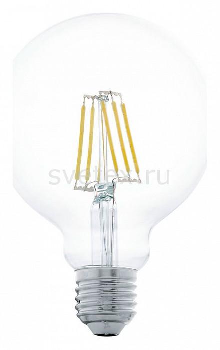 Лампа светодиодная Egloлампы энергосберегающие светодиодные<br>Артикул - EG_11503,Бренд - Eglo (Австрия),Коллекция - G95,Время изготовления, дней - 1,Высота, мм - 118,Диаметр, мм - 95,Тип лампы - светодиодная [LED],Напряжение питания лампы, В - 220,Максимальная мощность лампы, Вт - 6,Цвет лампы - белый теплый,Форма и тип колбы - сферическая,Тип цоколя лампы - E27,Цветовая температура, K - 2700 K,Световой поток, лм - 550,Экономичнее лампы накаливания - в 8.8 раза,Светоотдача, лм/Вт - 92,Ресурс лампы - 15 тыс. часов,Класс энергопотребления - A<br>