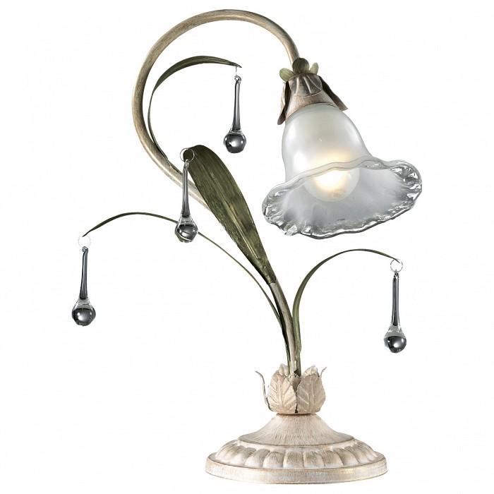 Фото Настольная лампа Odeon Light E14 220В 60Вт Rozo 2797/1T