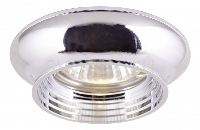 Фото Встраиваемый светильник Arte Lamp Cromo A1061PL-1CC