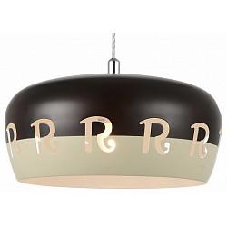 Подвесной светильник ST-LuceДля кухни<br>Артикул - SL260.333.01,Бренд - ST-Luce (Китай),Коллекция - SL260,Гарантия, месяцы - 24,Высота, мм - 145-1260,Диаметр, мм - 300,Размер упаковки, мм - 370х370х220,Тип лампы - компактная люминесцентная [КЛЛ] ИЛИнакаливания ИЛИсветодиодная [LED],Общее кол-во ламп - 1,Напряжение питания лампы, В - 220,Максимальная мощность лампы, Вт - 40,Лампы в комплекте - отсутствуют,Цвет плафонов и подвесок - бежевый, кофейный,Тип поверхности плафонов - матовый,Материал плафонов и подвесок - металл,Цвет арматуры - хром,Тип поверхности арматуры - глянцевый,Материал арматуры - металл,Возможность подлючения диммера - можно, если установить лампу накаливания,Тип цоколя лампы - E27,Класс электробезопасности - I,Степень пылевлагозащиты, IP - 20,Диапазон рабочих температур - комнатная температура,Дополнительные параметры - регулируется по высоте, способ крепления светильника к потолку – на монтажной пластине<br>