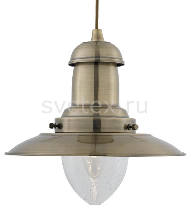 Фото Подвесной светильник Arte Lamp Fisherman A5530SP-1AB